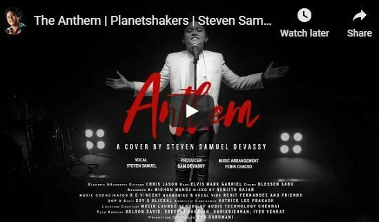By his stripes we are healed – The Anthem  Planetshakers